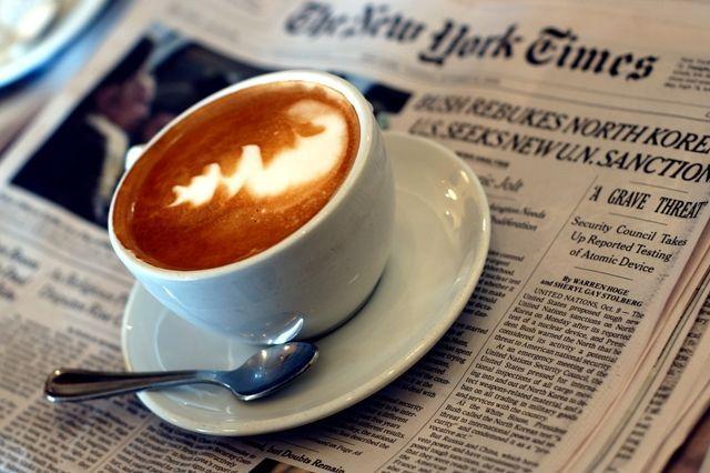 Caffè a New York