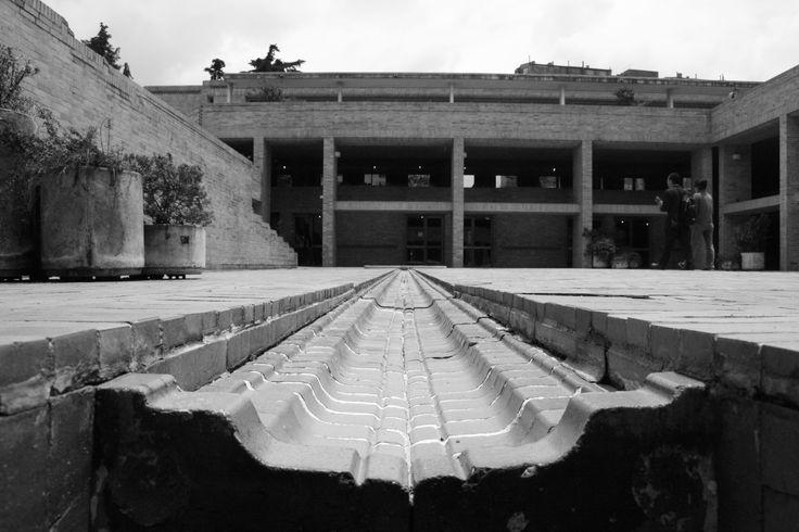 Edificio Postgrados - Universidad Nacional de Colombia Bogota