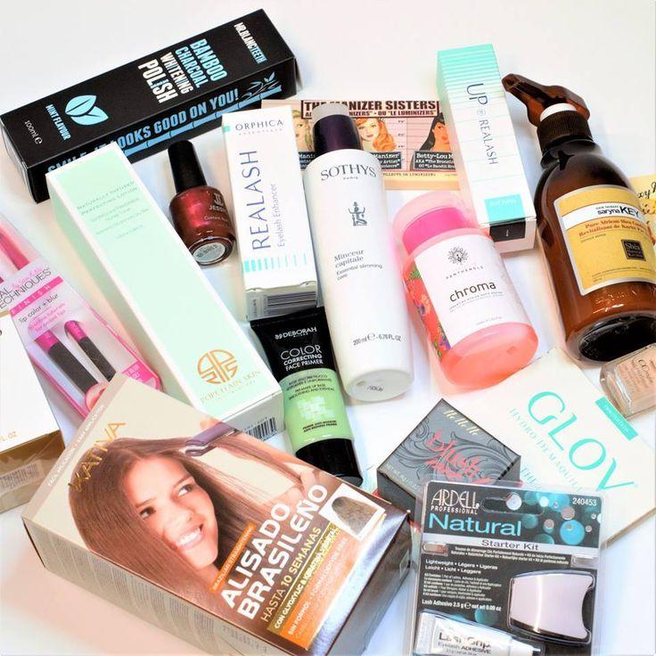 "To #beautytestboxeshop σας ""σερβίρει"" τα αγαπημένα προϊόντα της εβδομάδας!❤🔝😘💜☀️🌸 Shop➡ www.beautytestbox.com ✔️  *οι παραγγελίες πραγματοποιούνται μέσω του site, με inbox στα social media, και τηλεφωνικά ☎210 5710310 #beautytestbox #GreekEshop #ShippingToCyprus #topproducts #beauty #cosmetics #bestxmasgift"