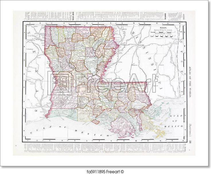 Best Map Of Louisiana Ideas On Pinterest French Quarter Map - 1806 map of the us