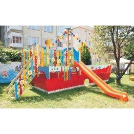 Anaokulu Taka Çocuk Oyun Parkı