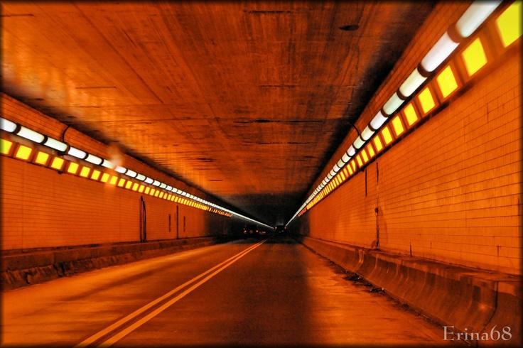 Squirrel Hill Tunnel. | PGH | Pinterest