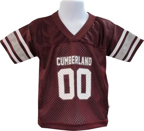 Youth Football Jersey- 2T