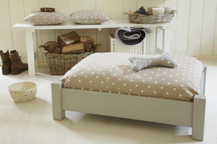 """Wooden-Handmade-Raised-Dog-Beds"""