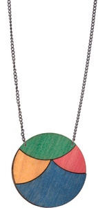 Cute necklace from 'the love hate shop'