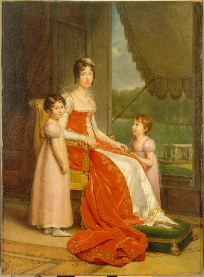 MBAM expo : Napoléon, art et vie de cour au palais impérial 52fb6bb7fc7d02e80eb98eb931c51401--josephine-julie