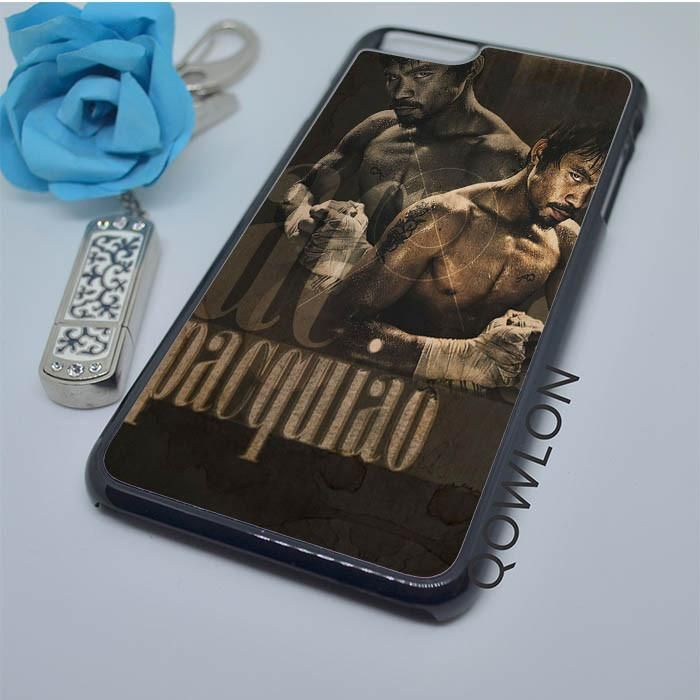 Manny Pacquiao Boxing iPhone 6 Plus | 6S Plus Case