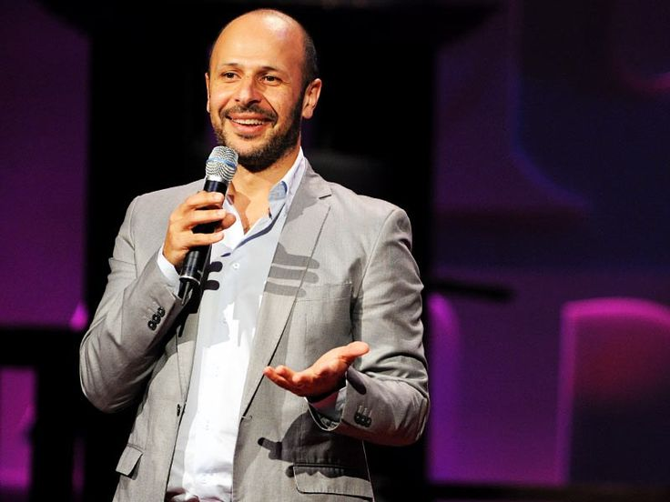 "A founding member of the Axis of Evil Comedy Tour, standup comic Maz Jobrani riffs on the challenges and conflicts of being Iranian-American -- ""like, part of me thinks I should have a nuclear program; the other part thinks I can't be trusted ..."""
