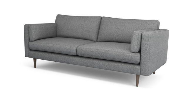 Marl Fabric Large Sofa Marl Plain | DFS