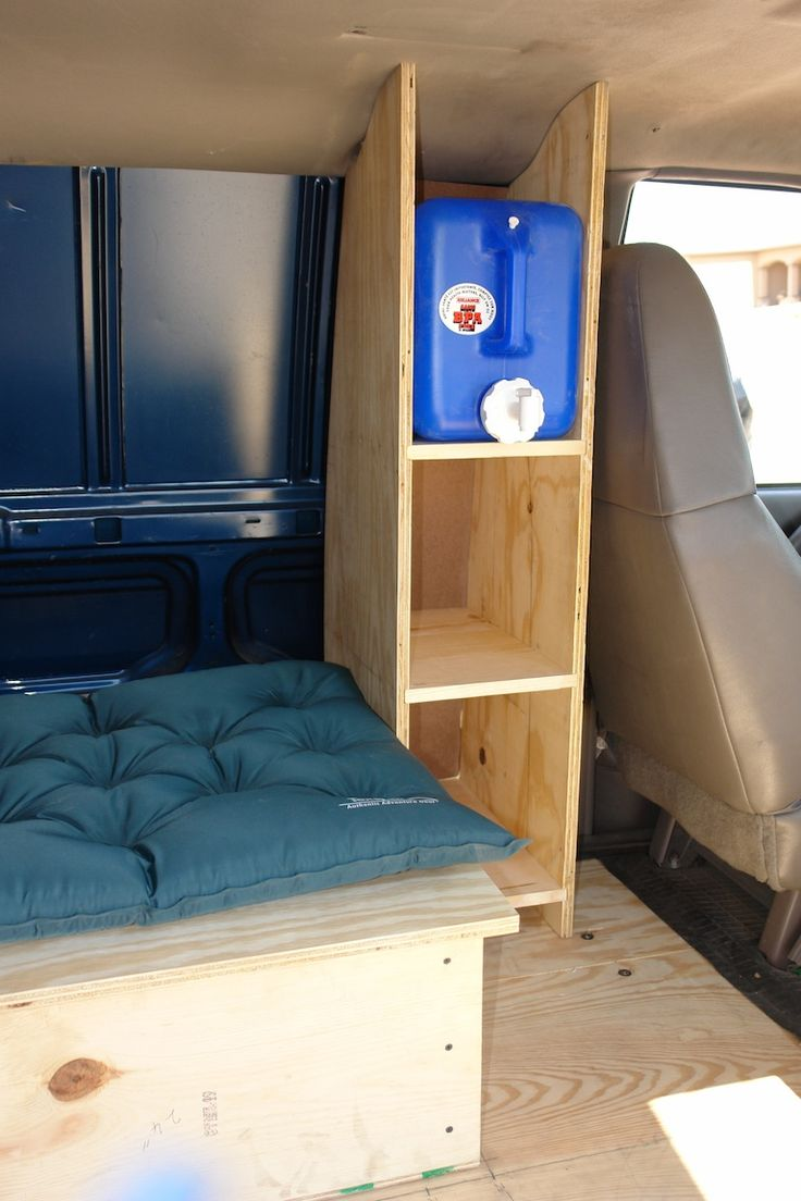 17 best images about Astro van camper conversions on ...