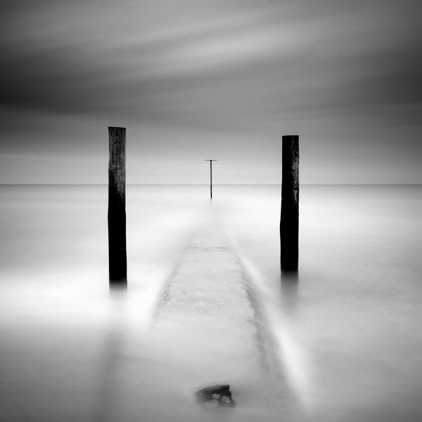 The gate by michel rajkovic black white magazine
