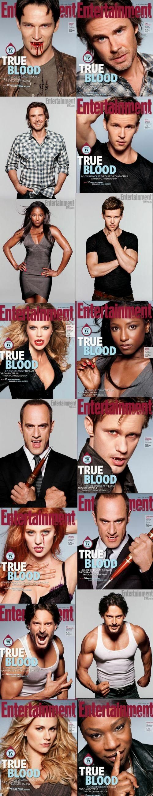 true blood ... Why is Lafayette prettier than me?