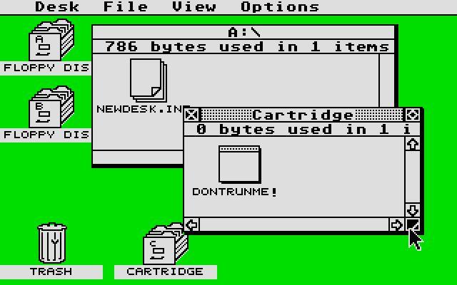 Atari TOS