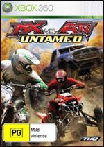 MX vs ATV Untamed (preowned)