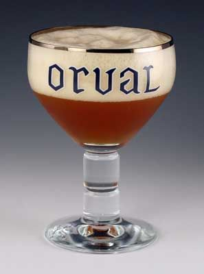 Orval Belgian Trappist beer
