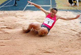 Blog Esportivo do Suíço:  Maurren fica fora de competição e descarta os Jogos Pan-Americanos