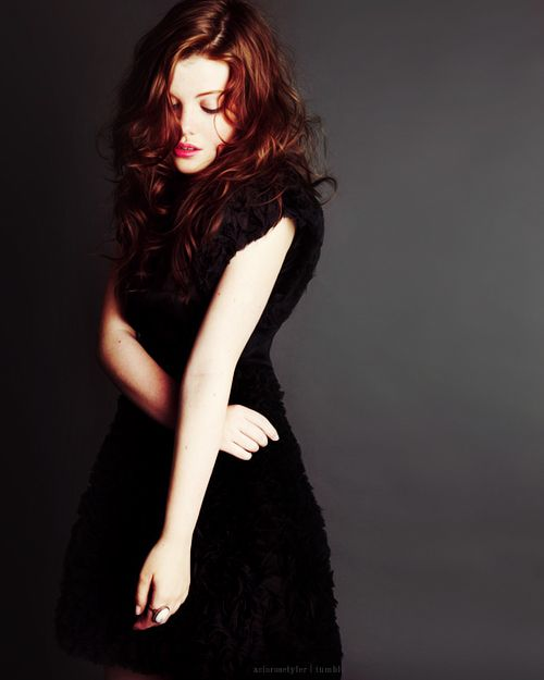 "Georgie Henley - ""Red"""