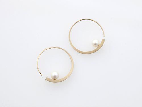 tortue : Mikazuki series Earrings | Sumally