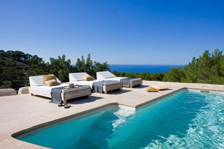 La maison au style rustique bohème à Ibiza de Nani Marquina et Albert Font