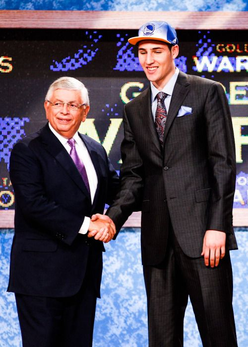 With the 11th pick of the 2011 NBA Draft the Golden State...