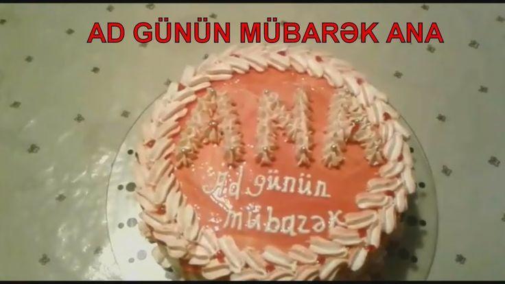 Kakaolu Biskivit Tortu Anamin Ad Gunu Ucun Ad Gunun Mubarək Ana Sour Cream Coffee Cake Chocolate Bowl Spider Web Cake