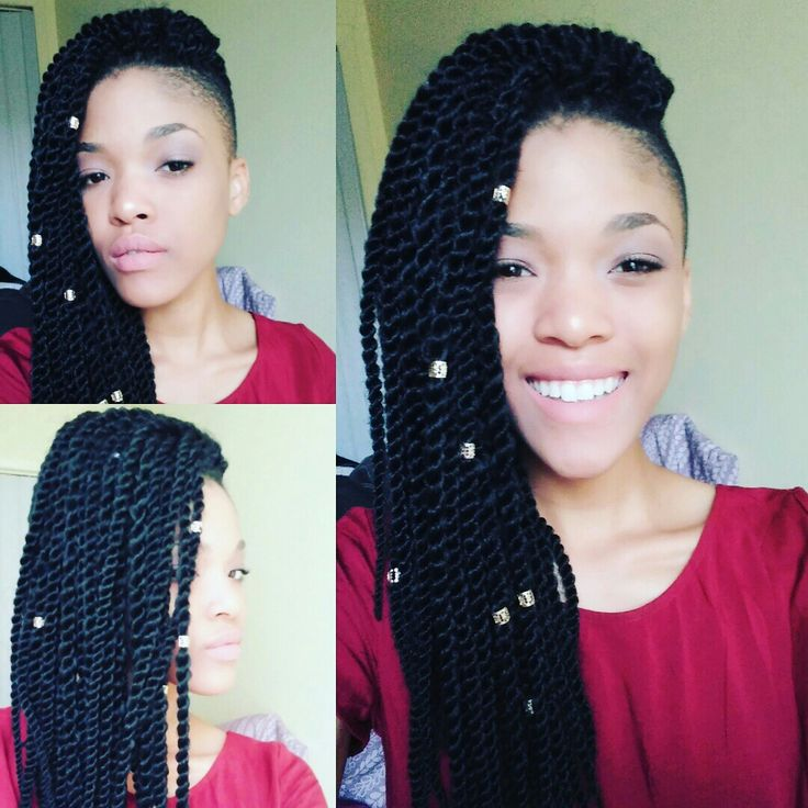 Crochet Bun Hairstyles : ... Crochet Braids on Pinterest Bun curls, Protective styles and Curly