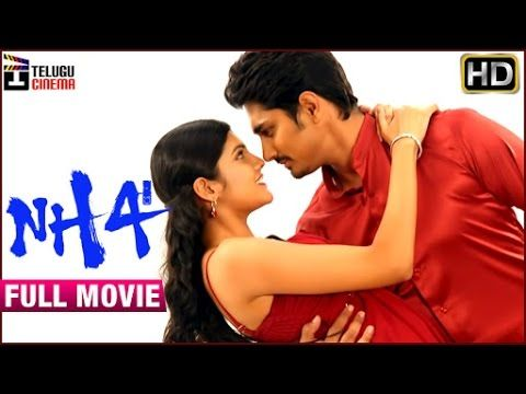 NH4 Telugu Full HD Movie on Telugu Cinema, featuring Siddharth, Ashrita Shetty. Kay Kay Menon plays the role of a police officer. NH4 is the dubbed version of Udhayam NH4 Tamil movie.NH4  movie Directed by Manimaran. Produced by Dayanidhi Azhagiri, Vetrimaaran. Music composed by G. V. Prakash Kumar.