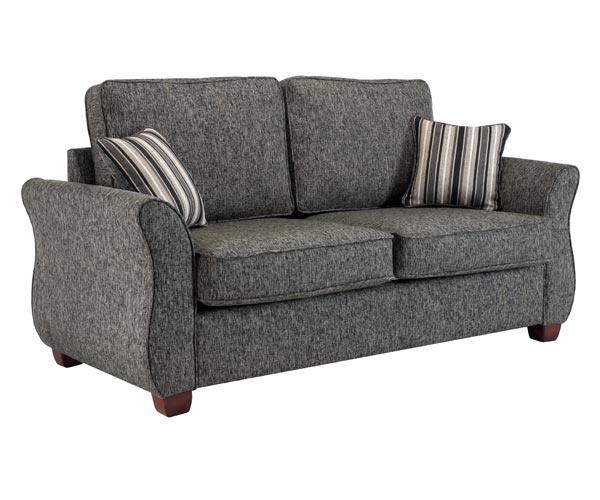 Flexsteel Sofa Icon Design Roma Seater Sofa Bed This one es in some cool retro stripey fabrics
