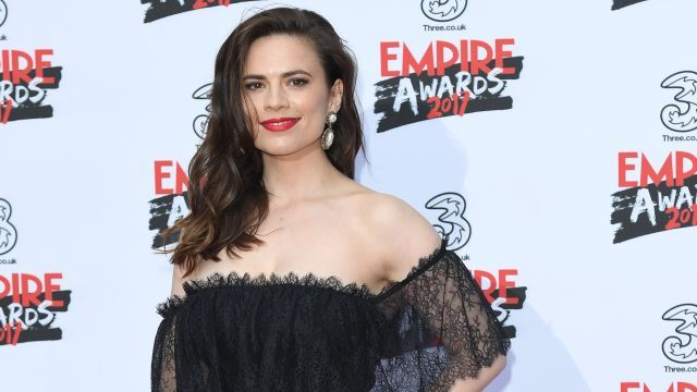 Hayley Atwell Joins Disneys Christopher Robin Movie