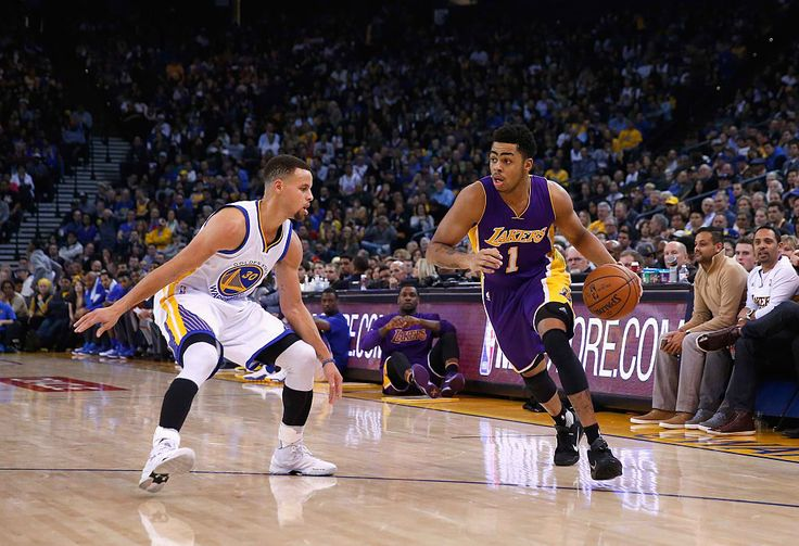 Los Angeles Lakers Rumors: D'Angelo Russell to Be Traded Before ...