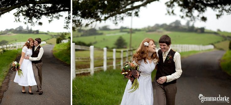 Naomi and Nick's Vintage Berry Wedding at Broughton Mill Farm