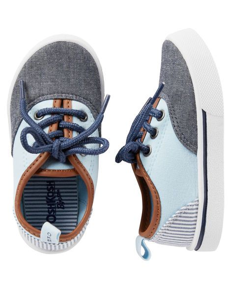 OshKosh Casual Sneakers from Carters.com. Shop clothing & accessories from a trusted name in kids, toddlers, and baby clothes.