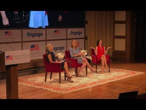 [VIDEO] Sisters First: A Conversation with Barbara Bush & Jenna Bush Hager