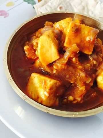 11 best paneer recipes images on pinterest cooking food my experiments with food seyal paneer forumfinder Choice Image