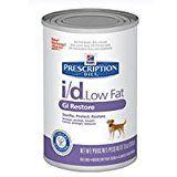 Hill's Prescription Diet I/D Low Fat Gastrointestinal Health Dog Food (12 13-oz cans)
