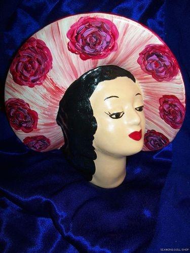 934 Best Head Vases Images On Pinterest Jars Vase And Vases