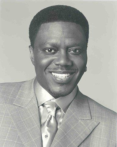 Bernie Mac. Hats off to Bernie! his milk and cookies routine was the bomb. May he R.I.P but never forgotten!!!