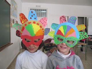 Taller de Manualidades: Carnaval, carnaval...