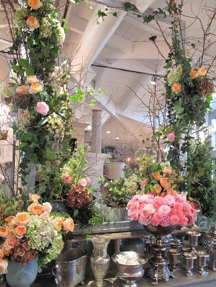 Roger's gardens Spring Opening-2015. Eric Cortina design.
