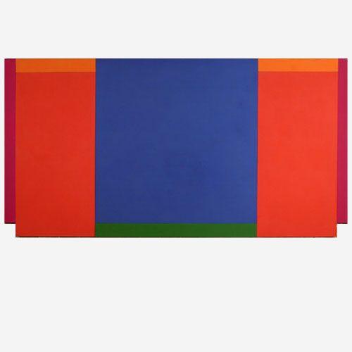 Michael Johnson, Untitled 1969 UTS Art Collection, University of Technology Sydney  #utscolour
