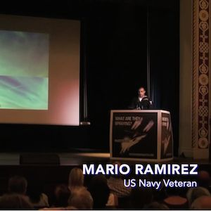 US military vet speaks out on climate engineering