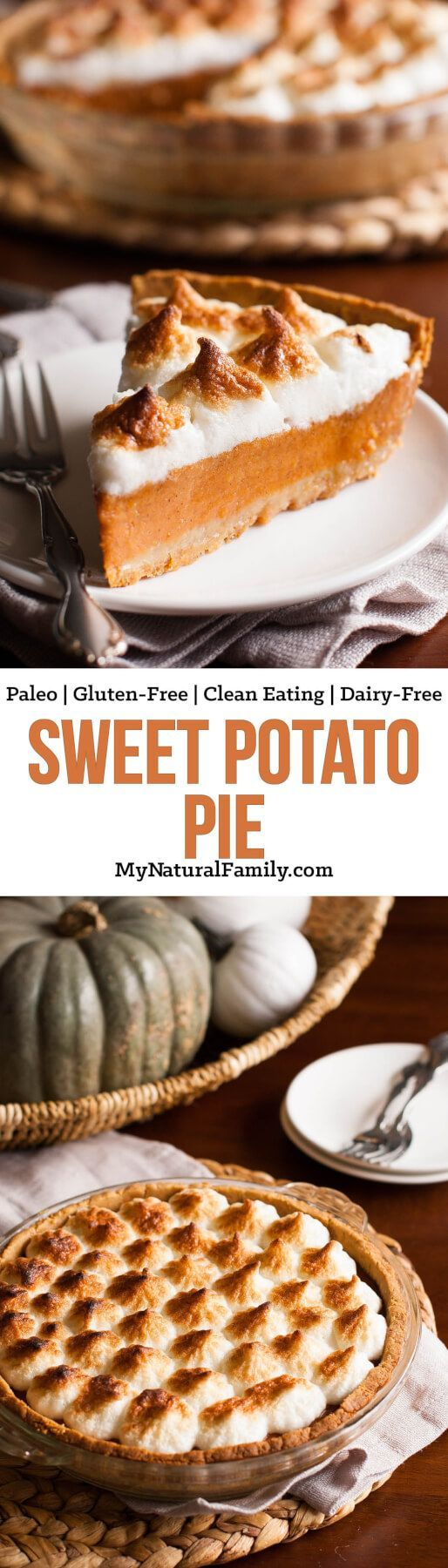 This sweet potato pie recipe is so good! The crust is to die for! I'm going to make this all the time now.