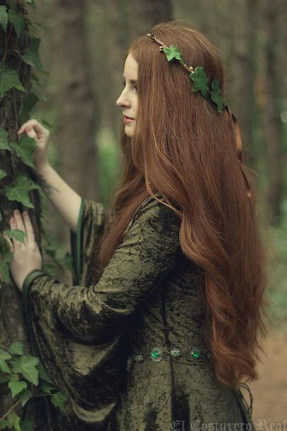 Lady of the Forest.