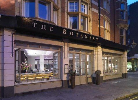 Best Restaurants Near Sloane Square