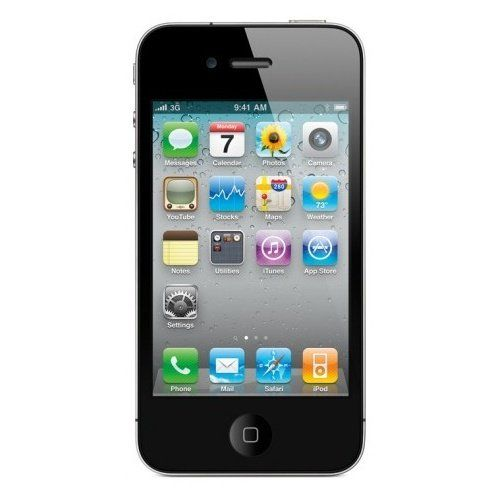 Apple iPhone 4S 64GB Black Factory Unlocked GSM Smartphone *** Find out more about the great product at the image link.