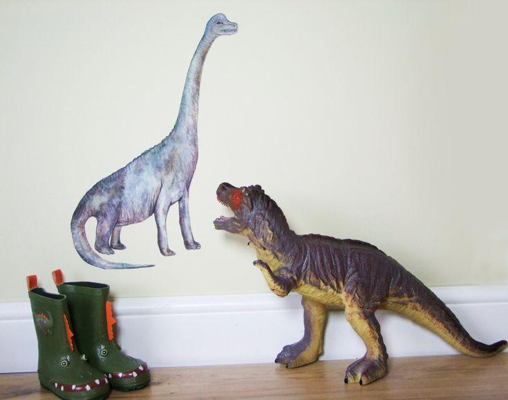 Dinosaur Wall Decal Dinosaur Sticker Dinosaur Wall Art Boys Bedroom Decor Boys