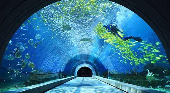 InterContinental Haitang Bay Resort, Sanya, China #Sanya http://www.wanderplanet.com/sanya-travel-hotel-resort-vacation-in-sanya-china/