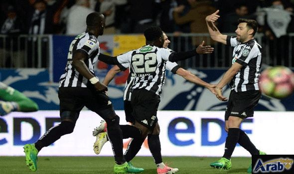Angers reach 'dream' 1st Cup final in 60 years