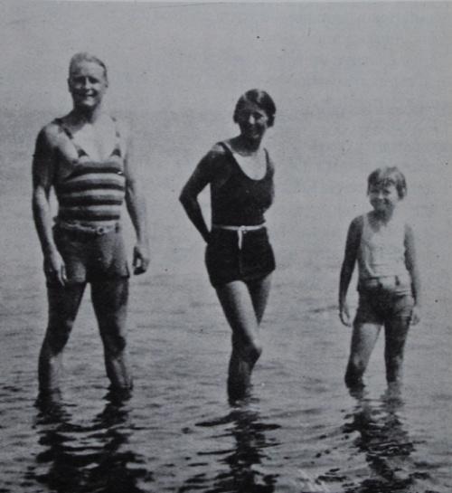 F. Scott, Zelda and Scottie Fitzgerald ❤❦♪♫