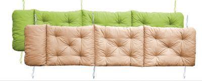 Deckchair Auflage für Liege, Polsterauflage, Kissen, grün/beige, 195 x 49 x 10 cm Jetzt bestellen unter: https://moebel.ladendirekt.de/garten/gartenmoebel/sitzauflagen/?uid=a6471670-979a-537d-a4b2-36e5bbde195c&utm_source=pinterest&utm_medium=pin&utm_campaign=boards #sitzauflagen #garten #gartenmoebel